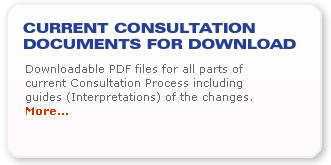 Current Consultation Documents for Downloads
